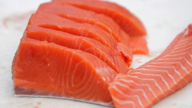 Phi Lê Cá hồi Nauy(1kg) - Cửa Hàng Thực Phẩm Semo foods